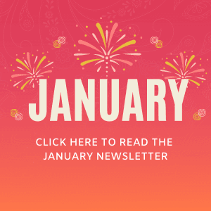 Preschool January Newsletter Icon